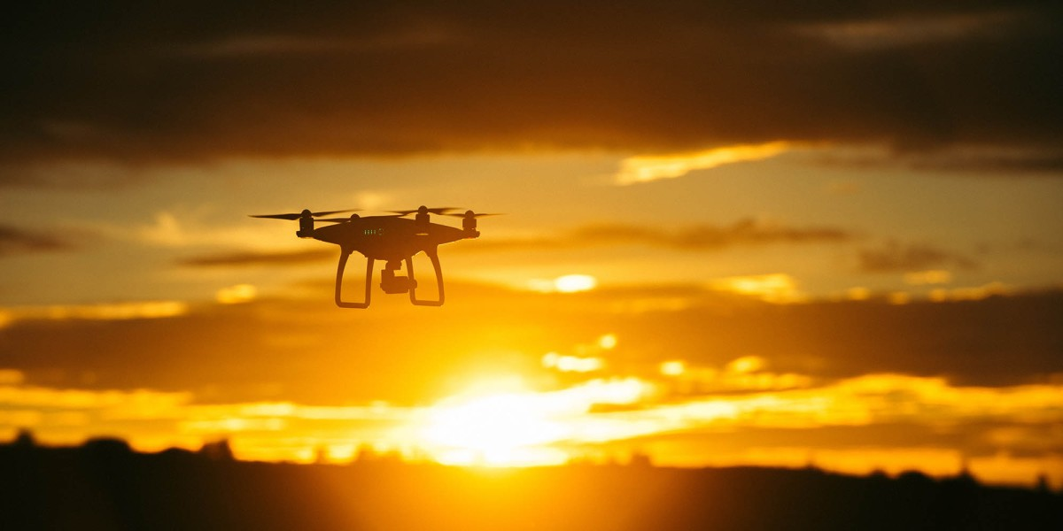 Drones and high temperature