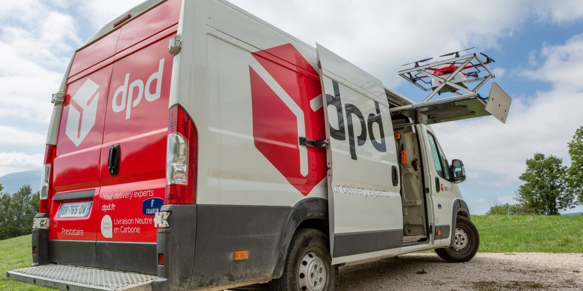 French postal service uses drone to deliver parcels to remote Alpine villages