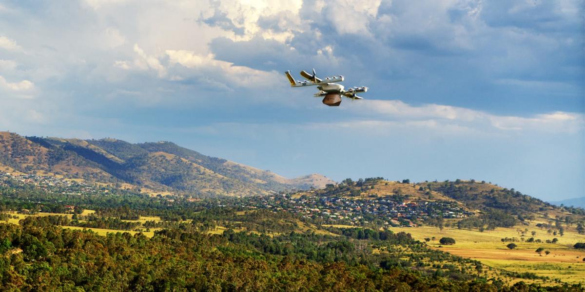 Public Perception: Drones - Only 23% support deliveries by drones