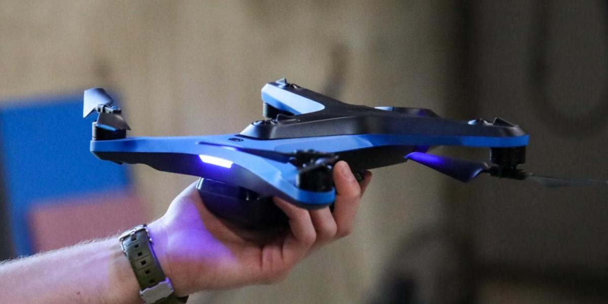 """Skydio COO: """"Drones are the next generation of what cameras should be"""""""