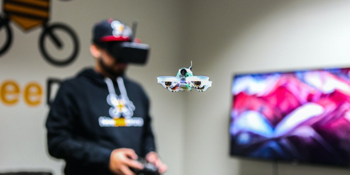 Virtual travel could change the world with help from drones
