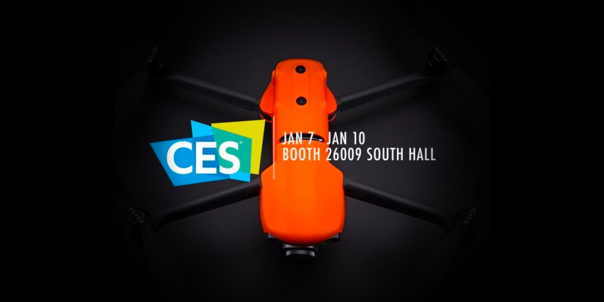 Autel Robotics will be at CES after all. Possibly to unveil new Autel Evo 2?