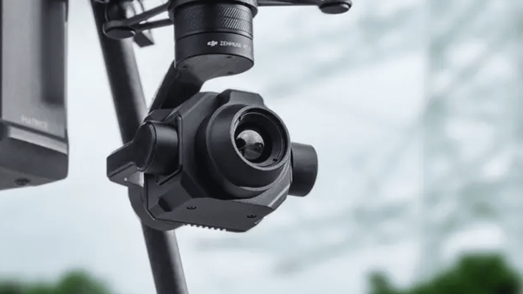 DJI introduces Zenmuse XT-S, a new high frame-rate thermal imaging camera