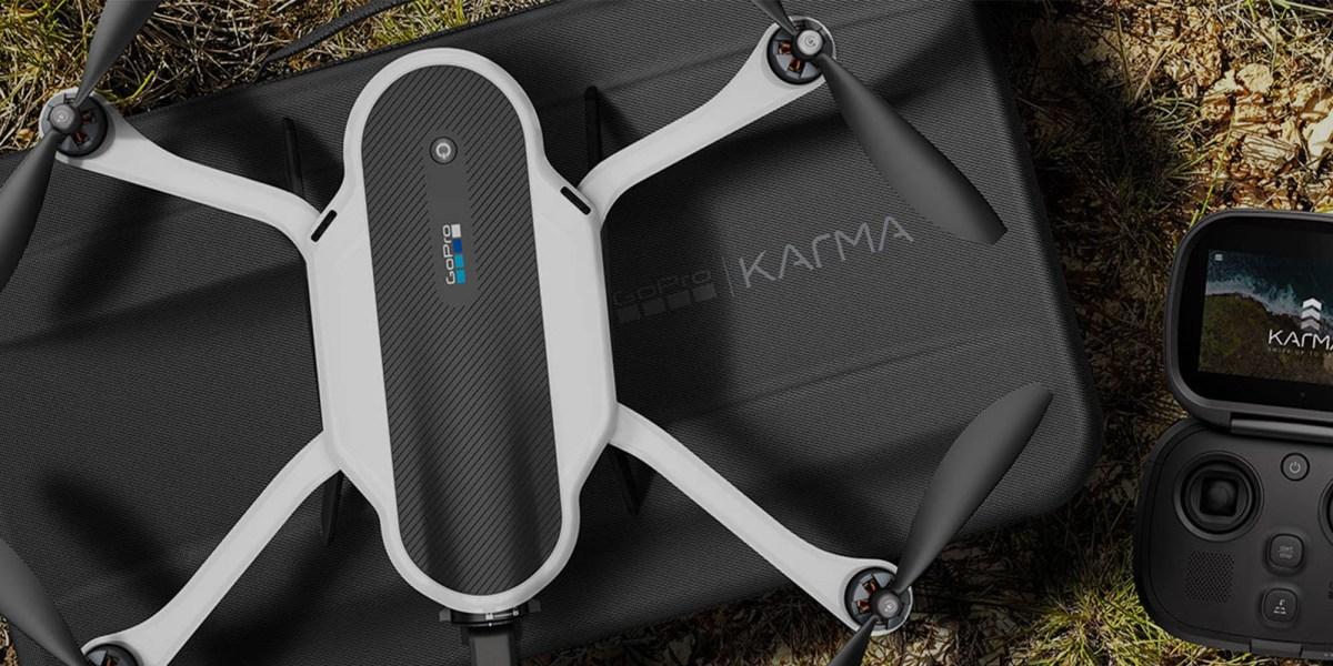 GoPro Karma GPS issue