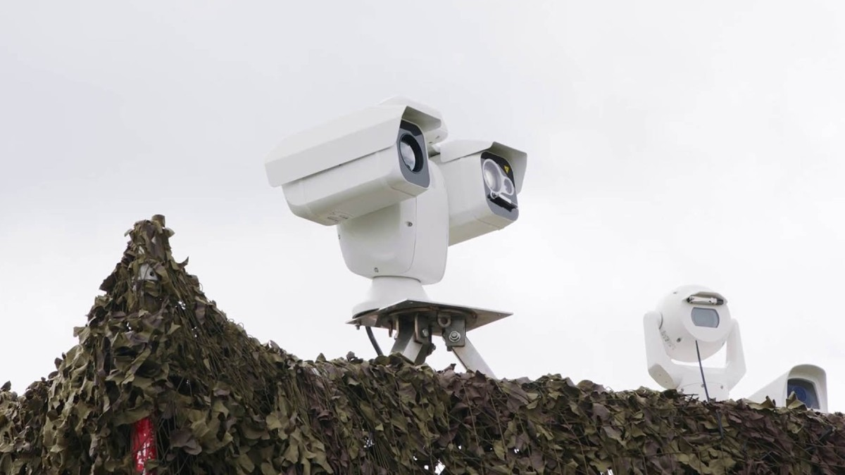 Heathrow Airport anti-drone systems