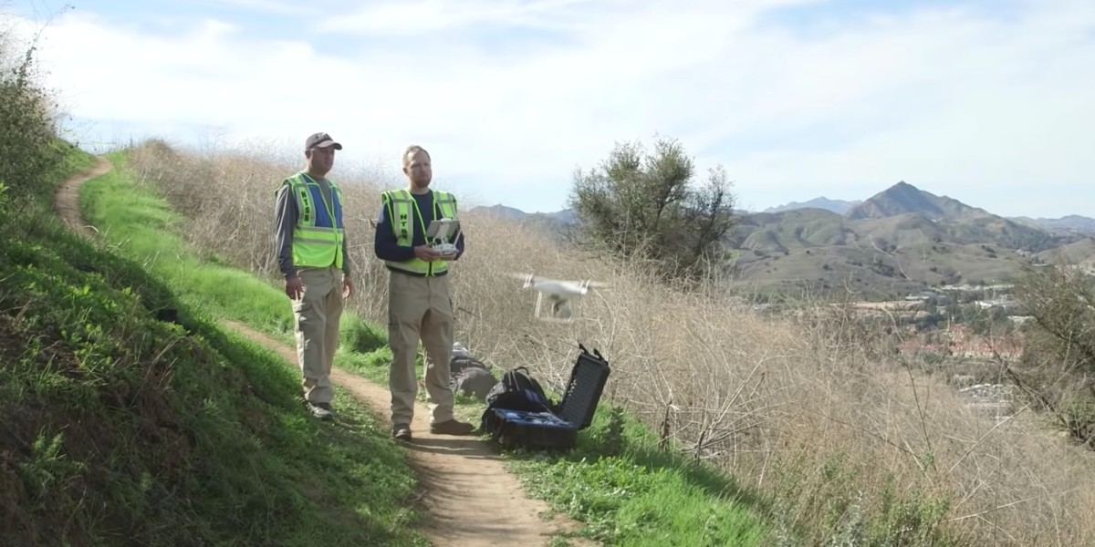 NTSB releases drone video footage of Kobe Bryant's helicopter crash site