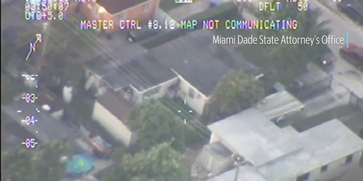 Police drone captures crack cocaine deal live from 3,100 feet in the air