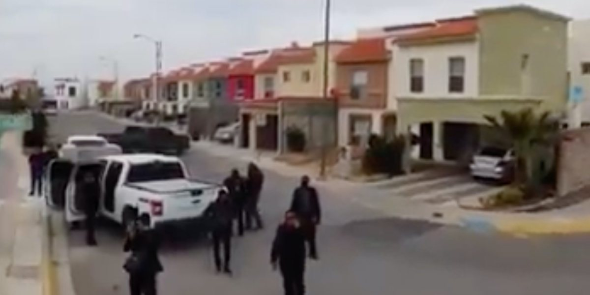 Police shoot reporter's drone out of the sky in Mexico