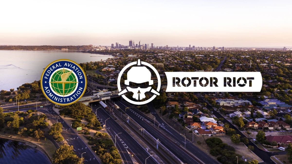 Rotor Riot Remote ID FAA