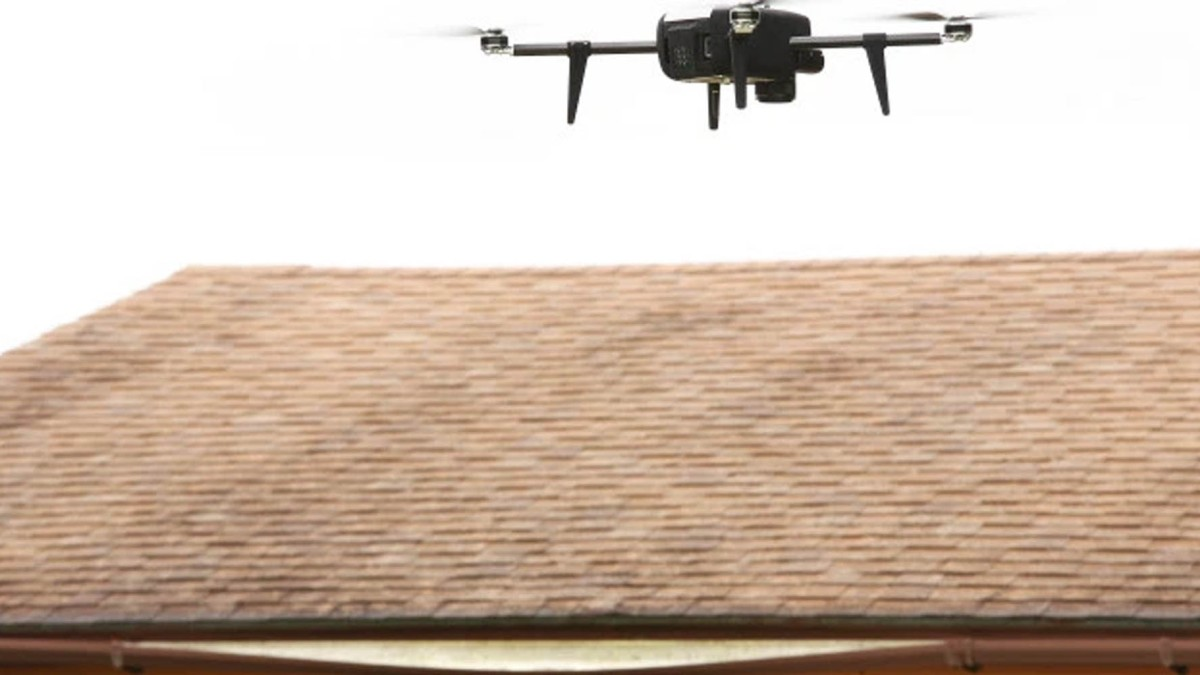 South African insurance drone