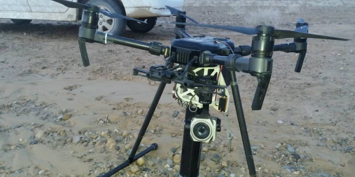 Taliban seize weaponized DJI Matrice 200 from Afghan security forces