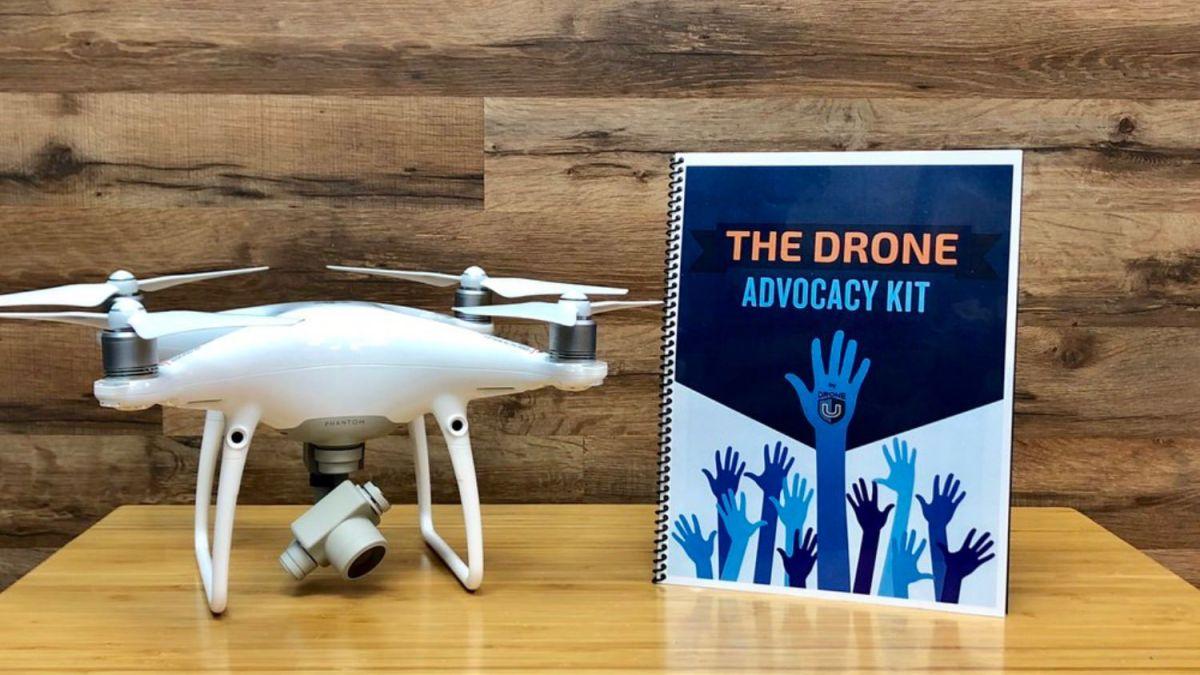 Drone Advocacy Kit