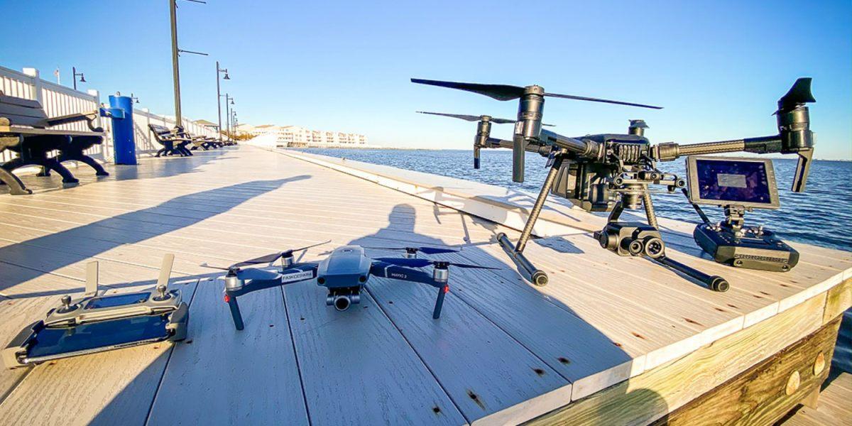 Barnegat Police starts using two new DJI drones in New Jersey