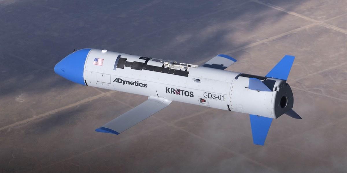 DARPA Gremlin drones tests