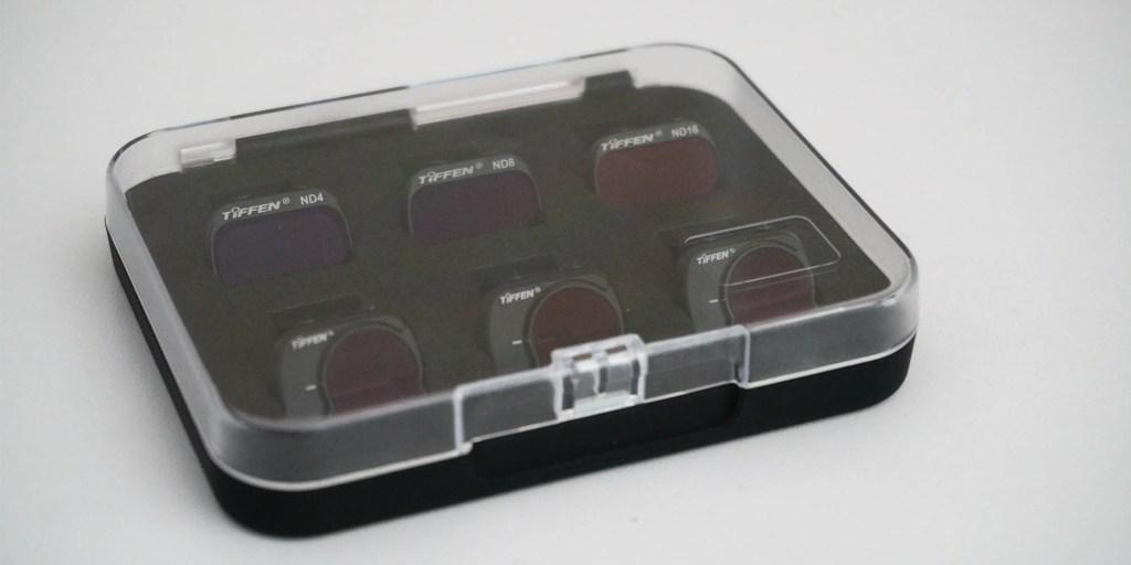 DJI Mavic Mini tiffen filters 2