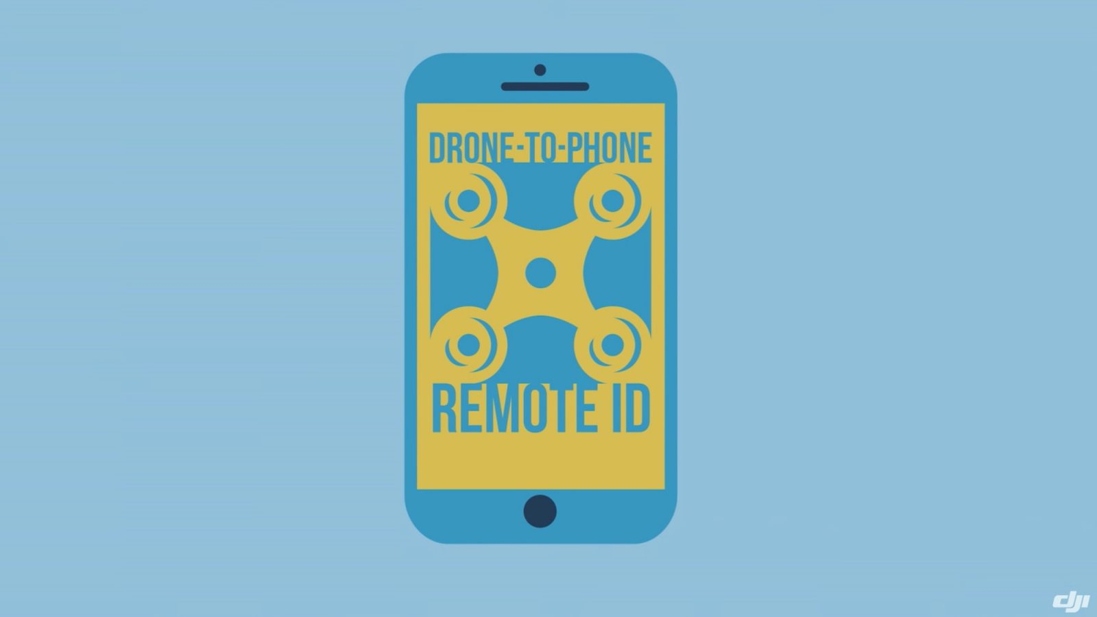 DJI's Drone-To-Phone Broadcast Remote ID [video]