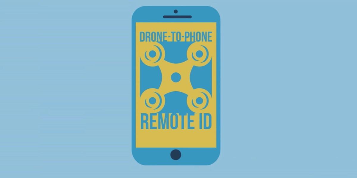 DJI's Drone-To-Phone Broadcast Remote ID