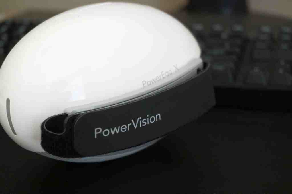 PowerVision PowerEgg X first look
