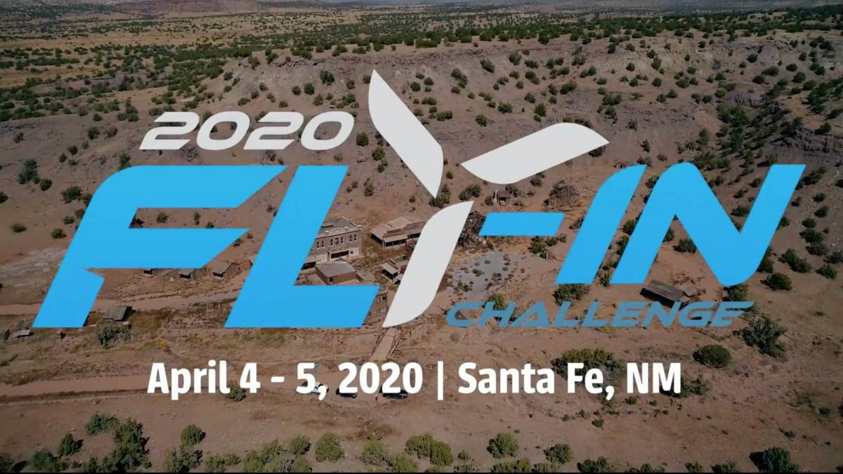 We're giving away one FREE ticket to the DroneU Fly-In Challenge