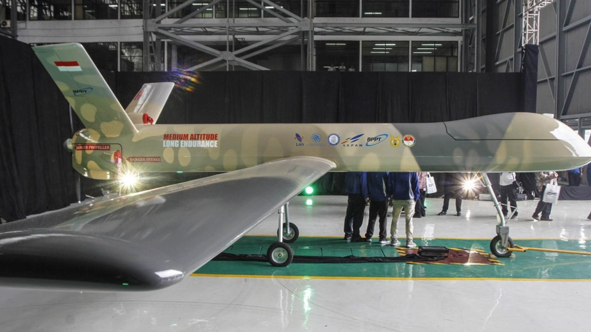 Indonesia mass-produce military drones