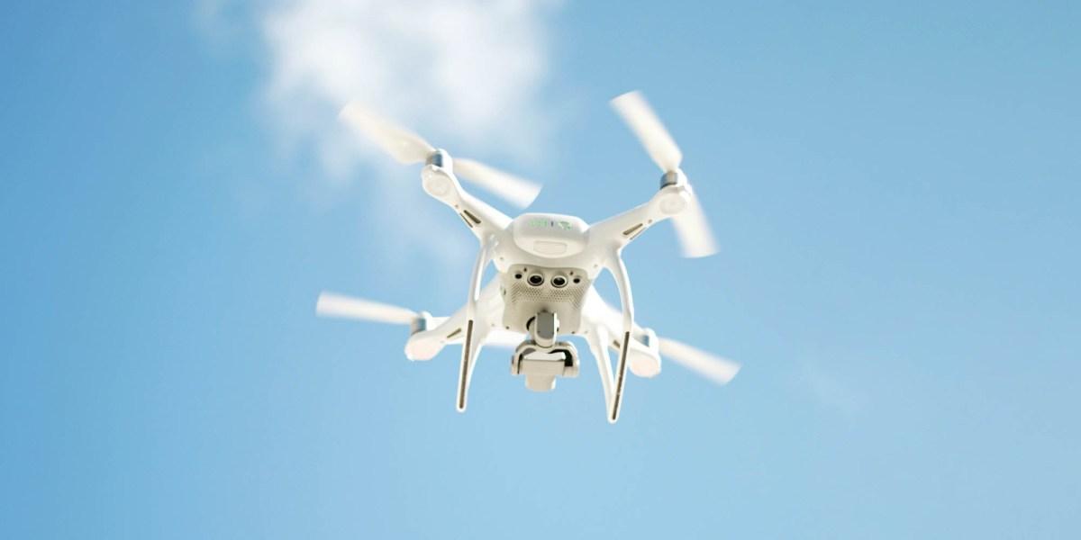 Madrid Airport drone sighting Barajas international