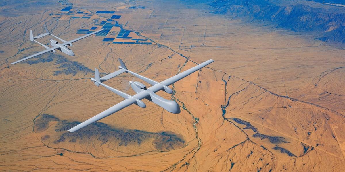 Morocco military surveillance drones