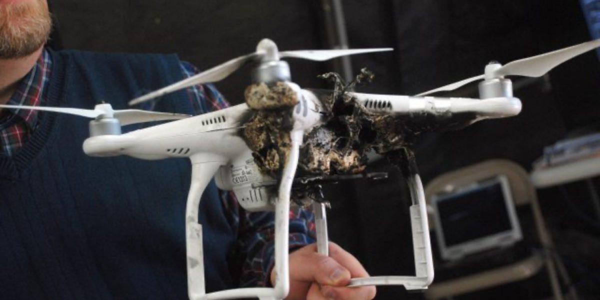 Pentagon wants a counter-drone SWAT team asap