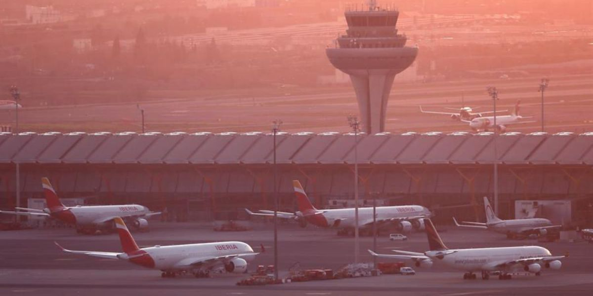 The ghost drone that shut down Barajas Airport in Madrid, Spain