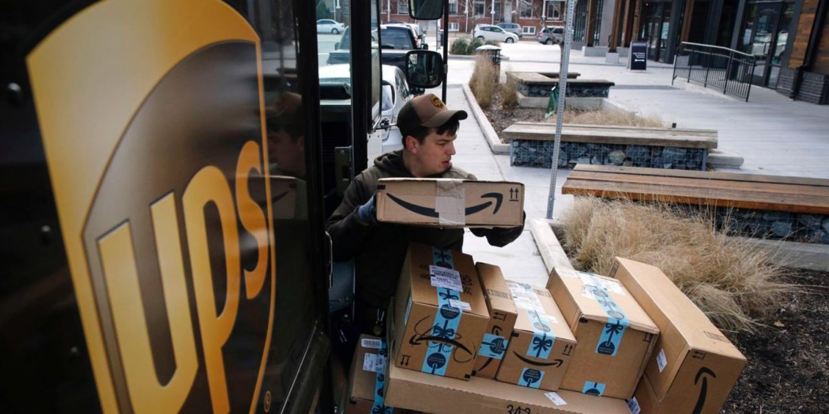 UPS to start using drones as demand for same-day delivery increases
