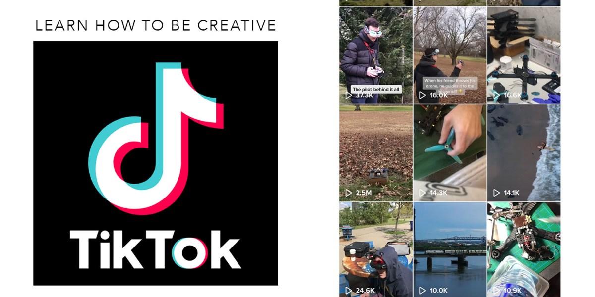 tiktok creative