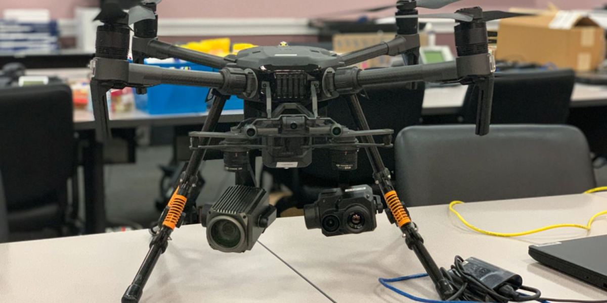 $26,000 DJI Matrice 210 lost to the ocean during training exercise