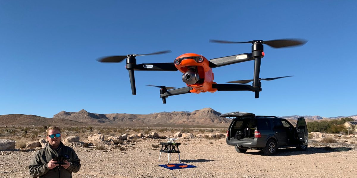 An update on the Autel EVO II 8K drone from Autel Robotics
