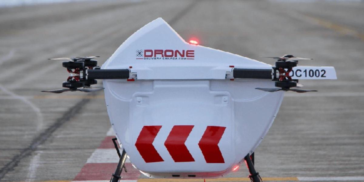Drone Delivery Canada statement regarding Coronavirus (COVID-19)