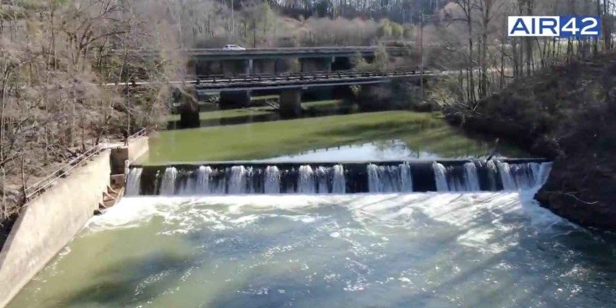 Environmentalist group Black Warrior Riverkeeper concerned about new Alabama drone bill
