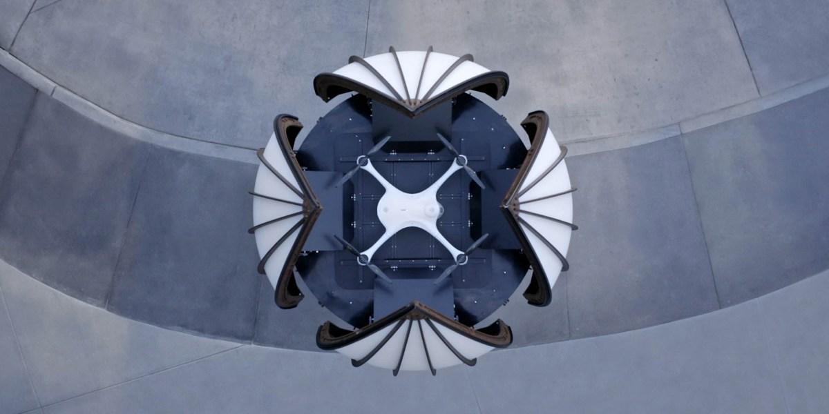 Matternet M2 drone station