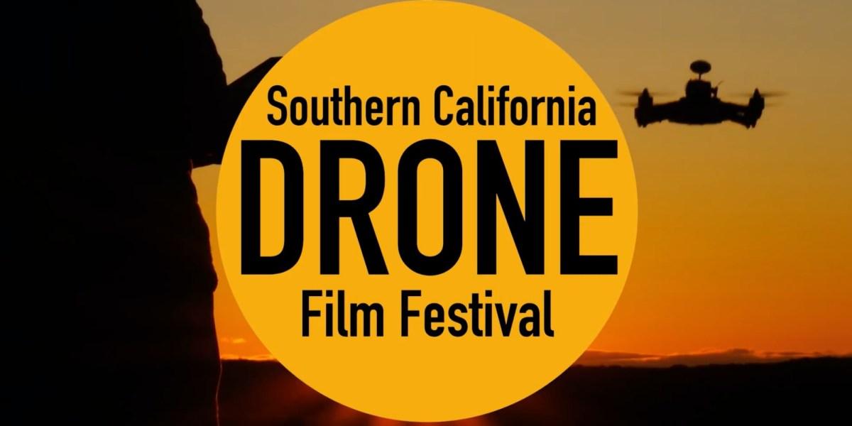 SoCal Drone Film Festival 2020 Promo