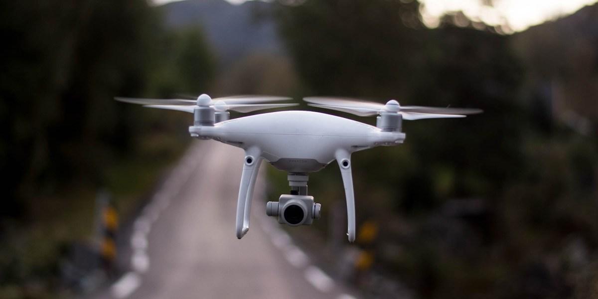 coronavirus detection drones Australia