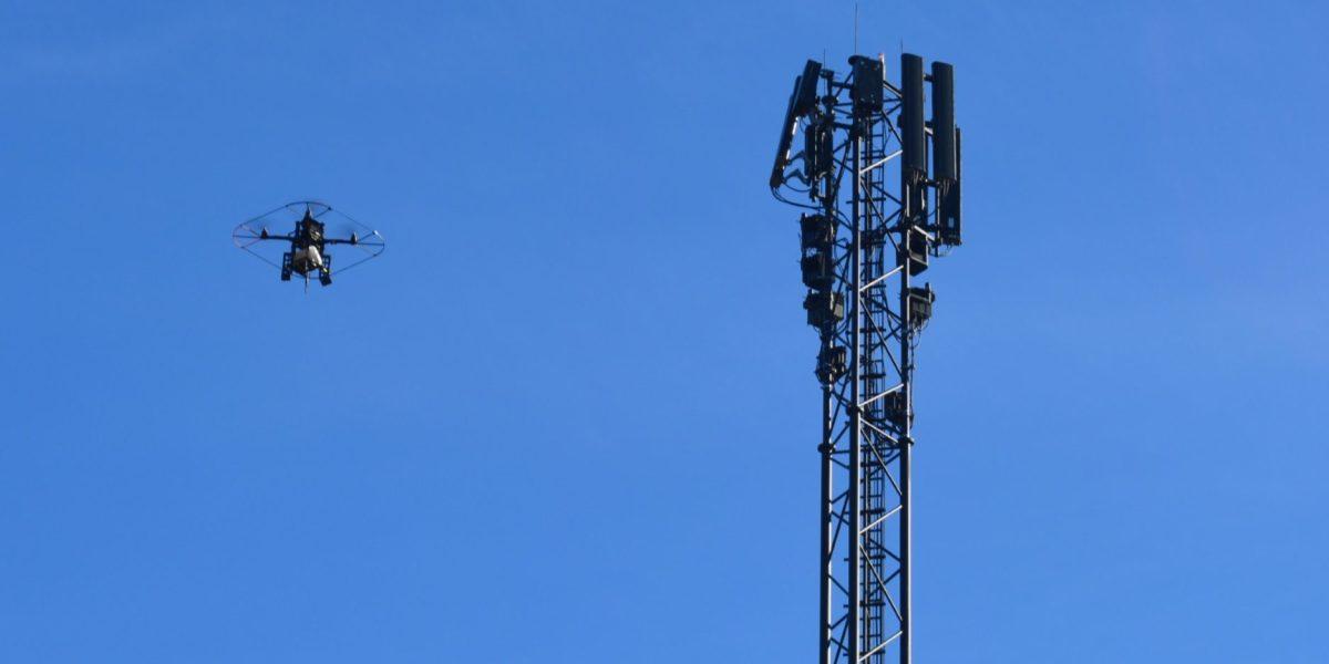 5G drones