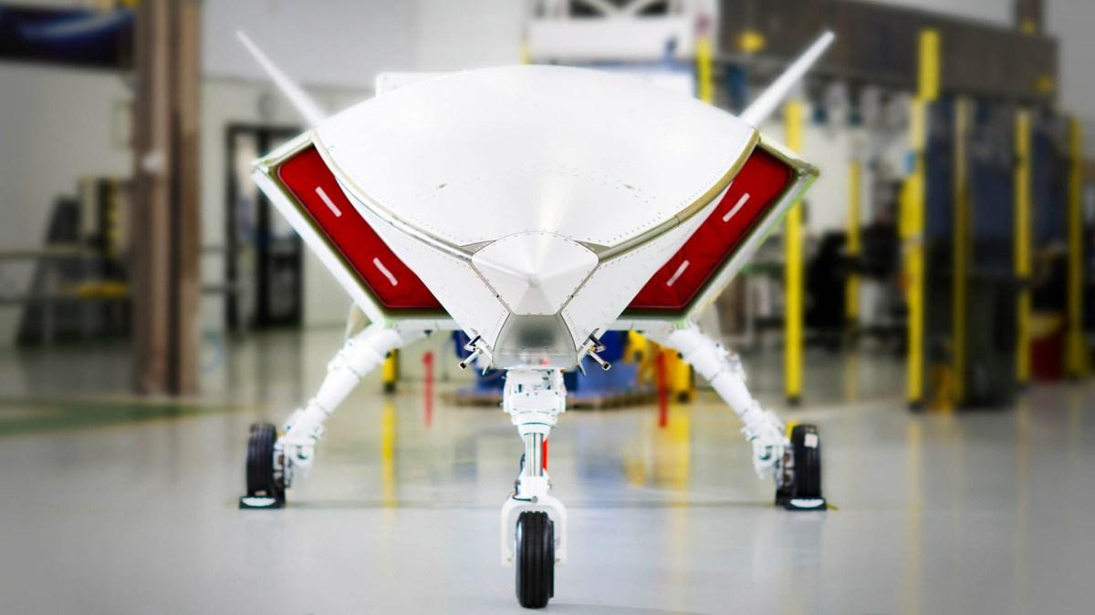 Boeing Australia Loyal Wingman