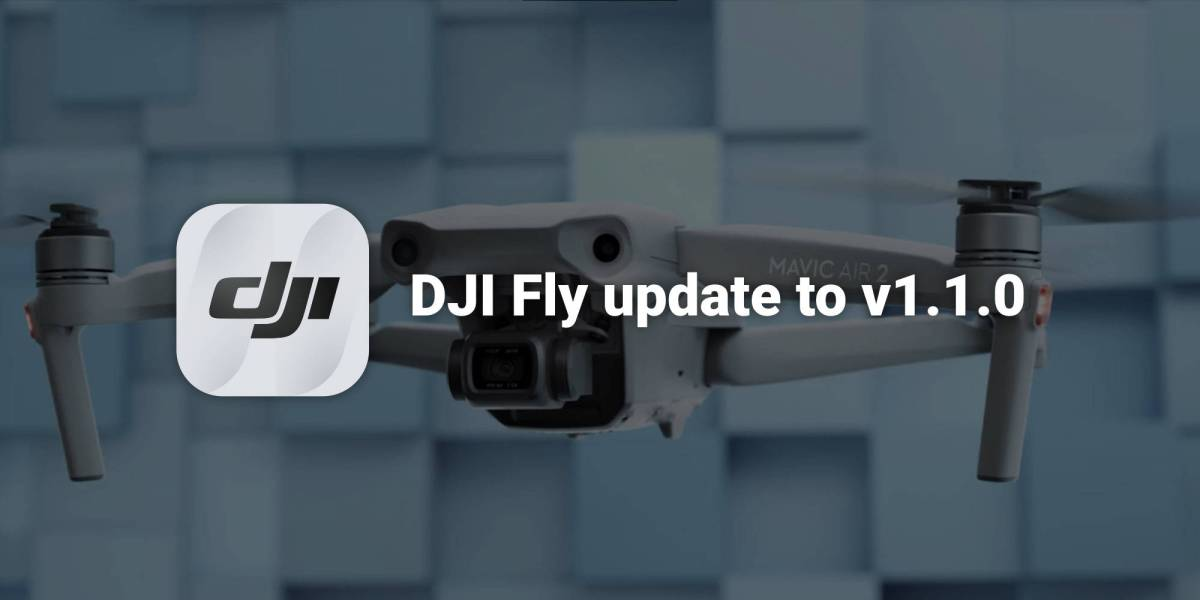 DJI Fly Mavic Air 2