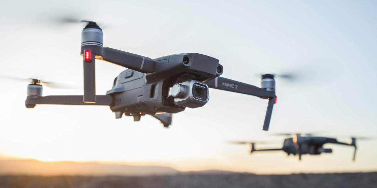 DJI drones Covid-19