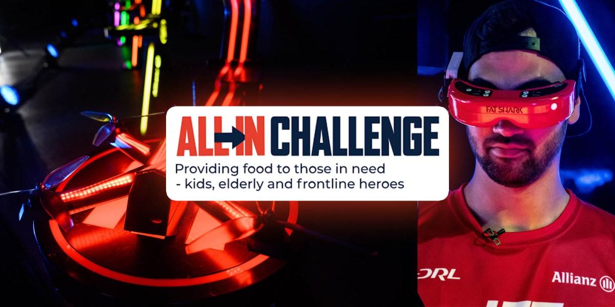 DRL All-In challenge Fanatics