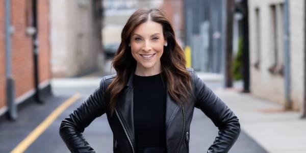Drone Racing League president Rachel Jacobson