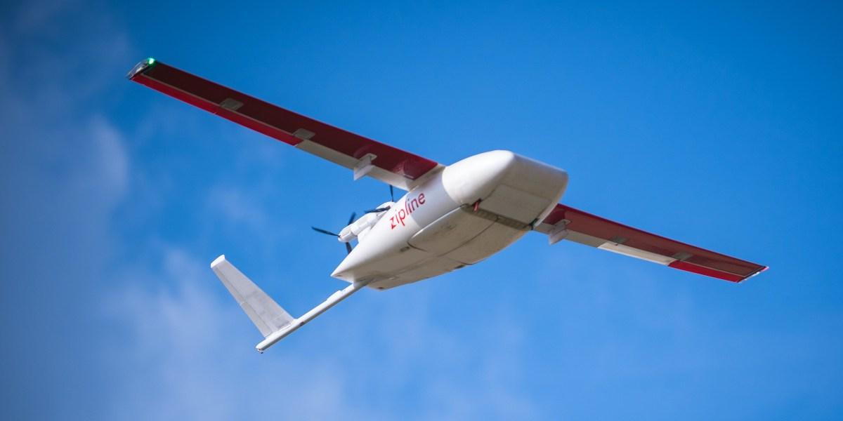 drone delivery north carolina