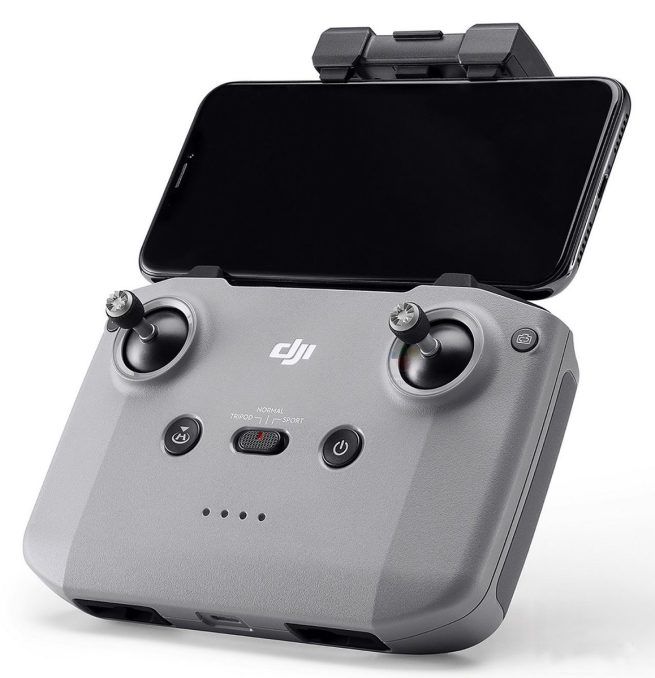DJI Mavic Air 2 controller photos leak online - DroneDJ