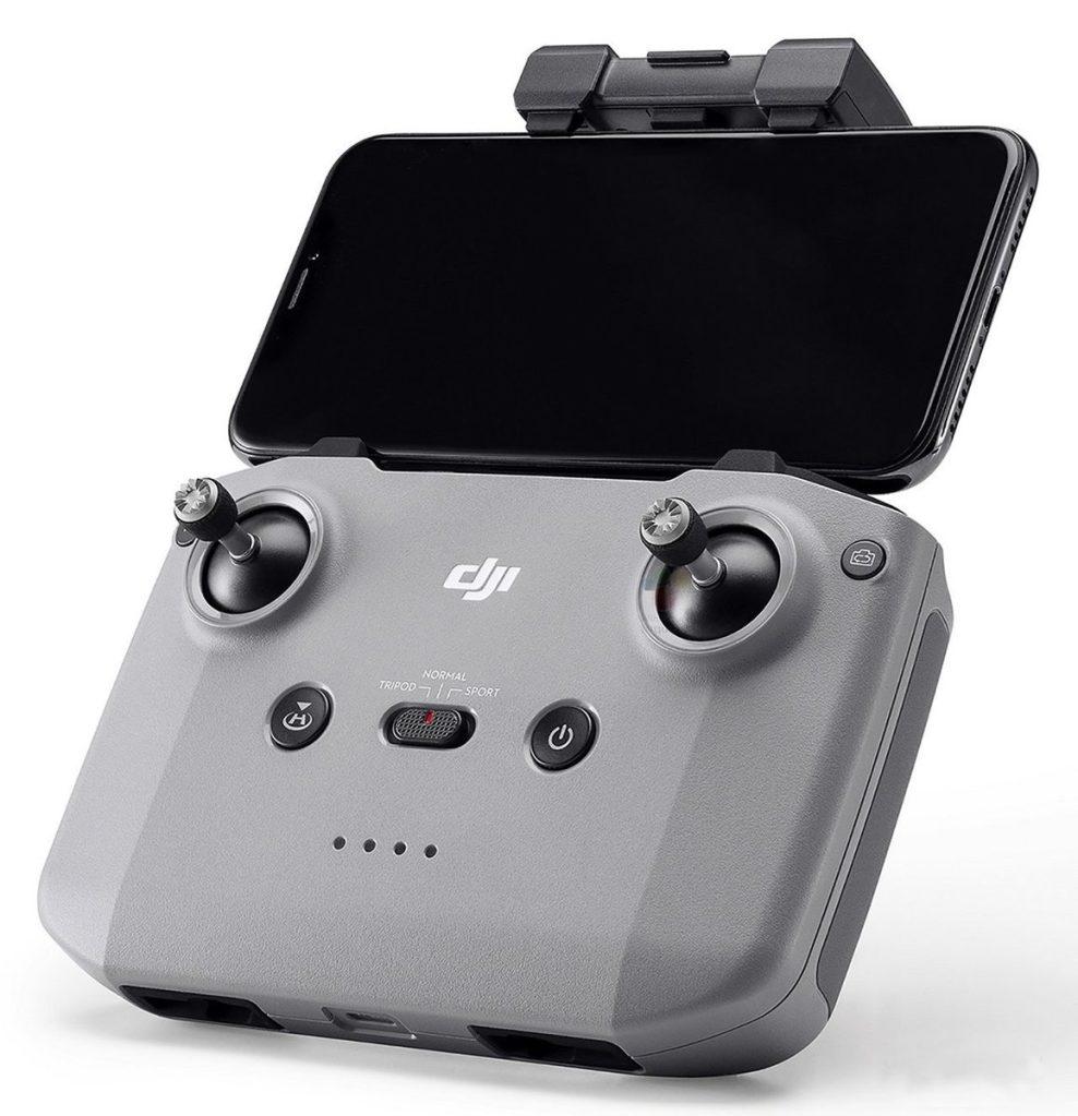 mavic air 2 controller front