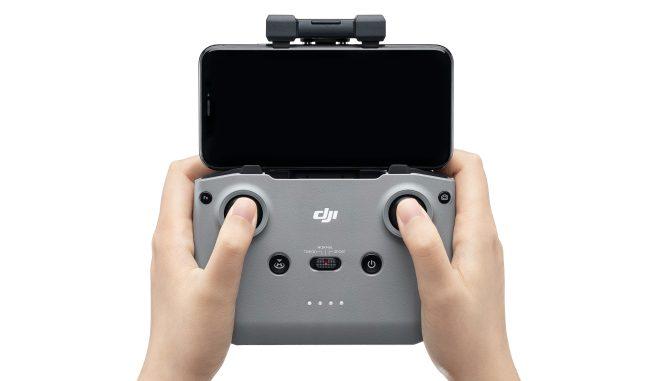 mavic air 2 controller