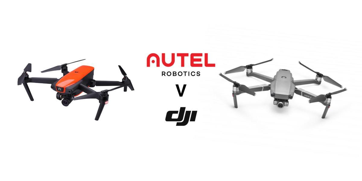 DJI Autel patent drones US ITC