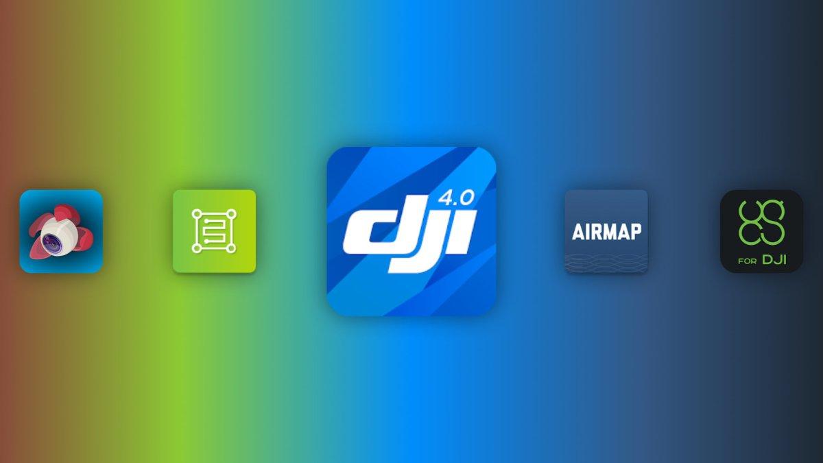 DJI GO 4 alternatives