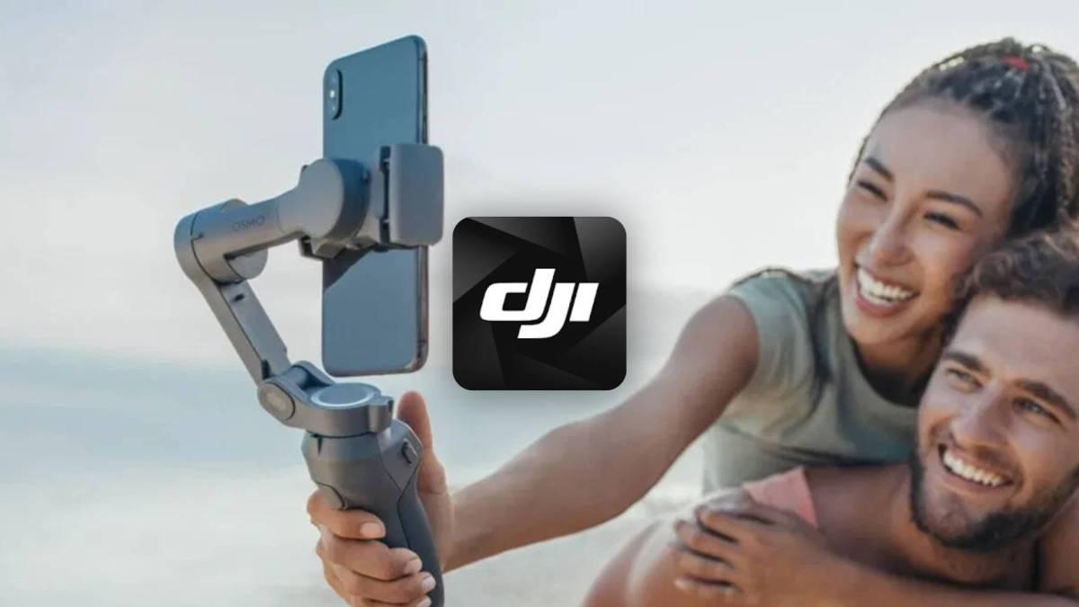 DJI Mimo update Osmo Mobile 3